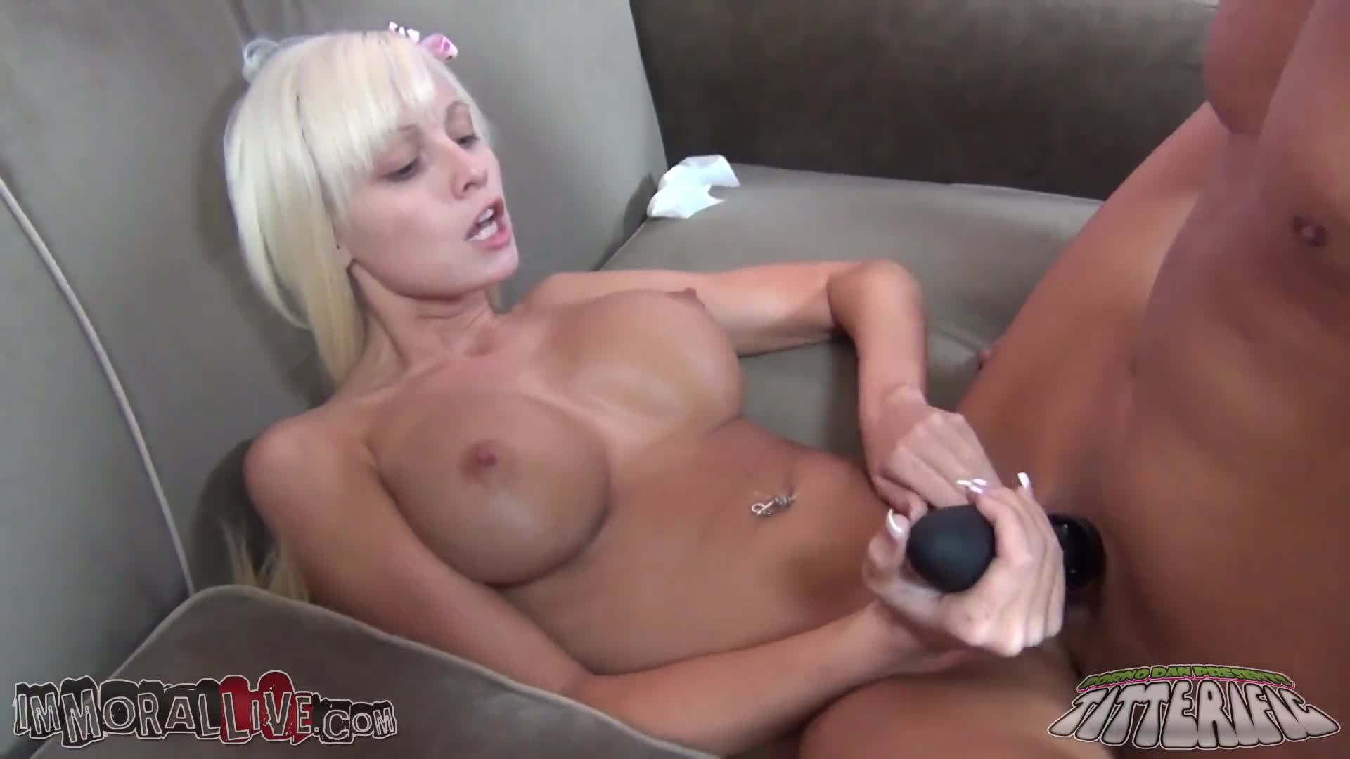 sexy and naked female